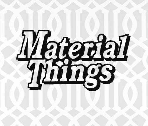 Material Things Logo